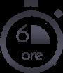 6 ore - black