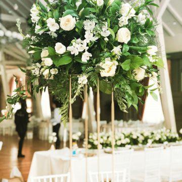 aranjament floral nunta brasov walrose